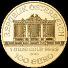 Picture of Gouden Wiener Philharmoniker Oostenrijk 2018