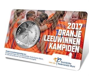 Picture of 10 x Leeuwinnen 2017 - coincard