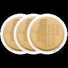 Picture of 3 x Gouden Gulden 2001