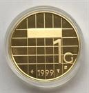 Picture of ERU Goudgulden 1999 (zonder goudkuipje)