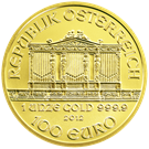 Picture of Gouden Wiener Philharmoniker Oostenrijk 2012