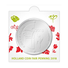 Picture of Holland Coin Fair Penning 2018