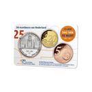 Picture of 25 jaar Dag van de Munt coincard 2017