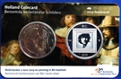 Picture of Holland Coincard Rembrandt 2019 - coincard met zilveren penning