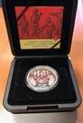 Picture of 15 x zilveren 5 Florin Aruba Dande 2009
