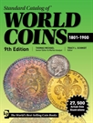 Picture of Krause's World Coins 1801-1900 (9e editie)