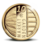 Picture of 10 euro goud proof 2019 Market Garden