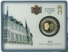 Picture of Luxemburg 2004 - 2 Euro - in coincard