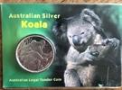 Picture of Zilveren 1 ounce-munt Koala 2008