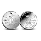 Picture of 5 euro zilver proof 2019 Jaap Eden