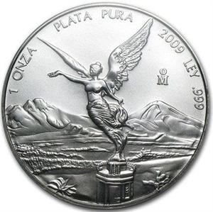 Picture of Lot van 100 zilveren Libertad's 2009 (1 ounce)