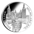"""Picture of Zilveren dukaat 2020 """"Kasteel Hoensbroek"""""""