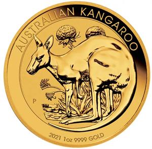 Picture of Gouden Kangaroo 2021 Australië