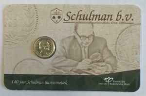Picture of Coincard Schulman (stuiver 1869)