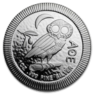 Picture of 1 ounce zilver Athenian Owl Niue 2021 (direct leverbaar)