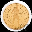 Picture of Dubbele gouden dukaat (minimale afname 5 stuks)