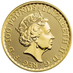 Picture of Groot-Brittannië: Gouden Britannia 2021