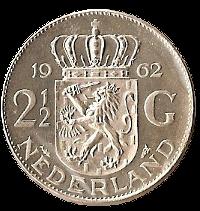 Prijs zilveren rijksdaalder